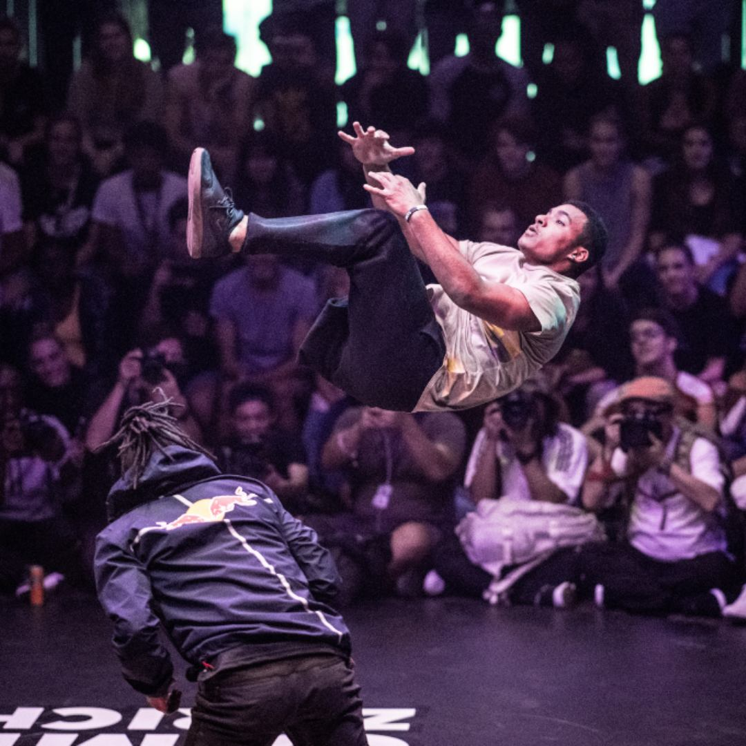Bboy Samuka, un break dancer que rompe esquemas