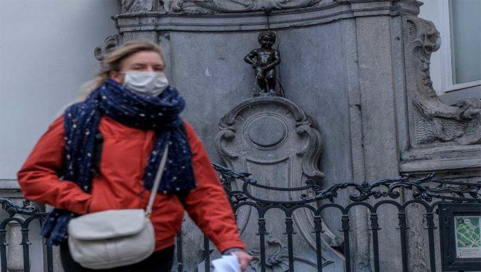 Bélgica ordena confinamiento hasta mediados de diciembre