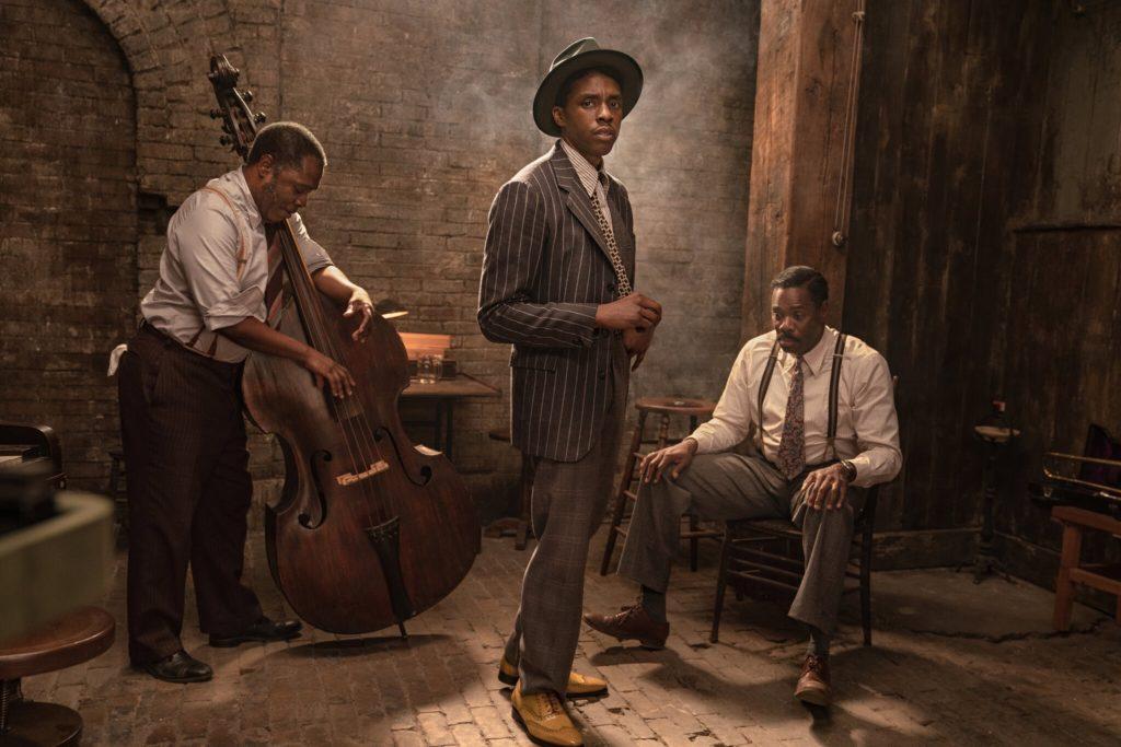 chadwick boseman netflix 26 octubre 2020 Ma Rainey's Black Bottom: Todos los detalles sobre la última película Chadwick Boseman