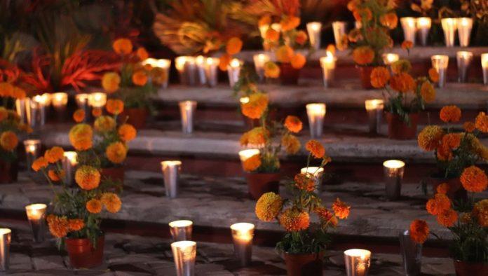 Estos son los elementos de un altar de muertos y su significado