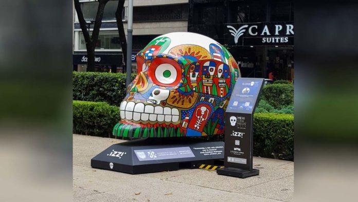 El 2020 sí tendrá exposición de Mexicráneos