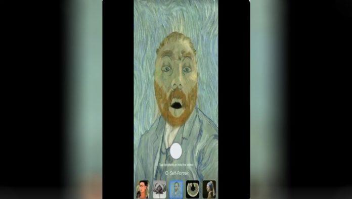 The Arts Filter: Google lanza filtros de Frida Kahlo y Van Gogh para selfies