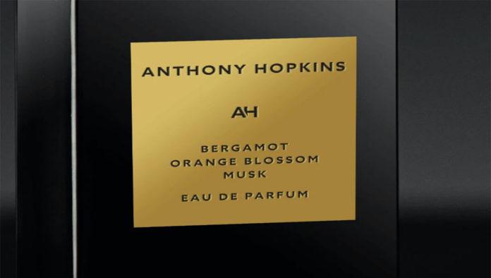 Anthony Hopkins lanza su propia fragancia