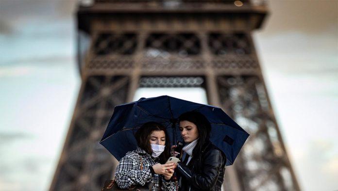 Francia decreta confinamiento obligatorio hasta diciembre