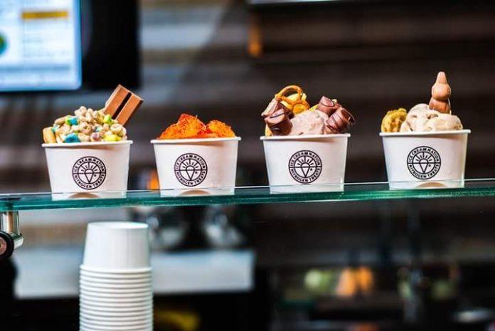 Ice Cream Nation: donde puedes encontrar micro pan de muerto con helado