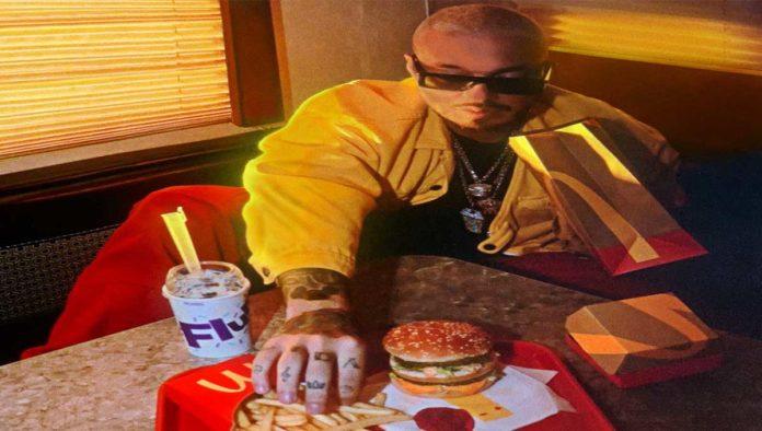 J Balvin lanza su propia Big Mac en McDonald's