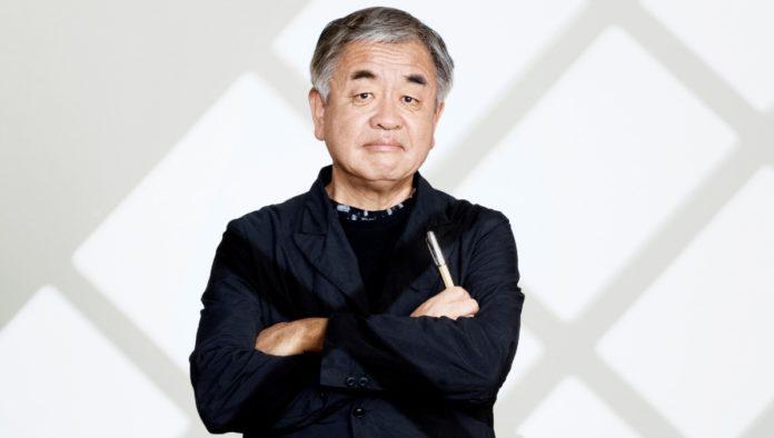 La arquitectura se escribe con Kengo Kuma