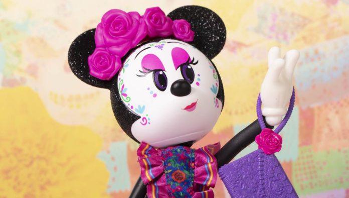 Minnie Catrina: La muñeca para Día de Muertos de Disney