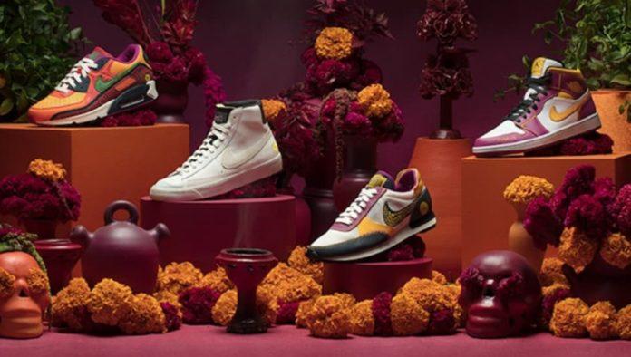 Nike lanza edición especial de Día de Muertos