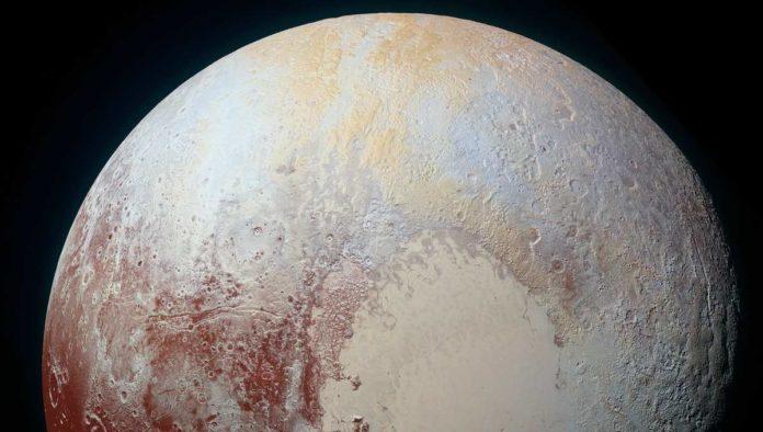 Así se formaron las montañas de hielo en Plutón