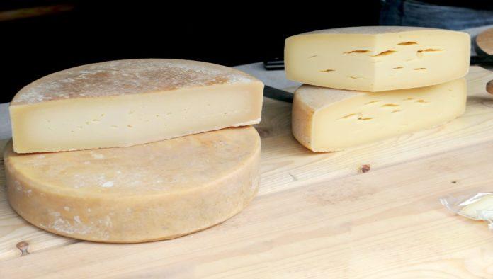 Regresan algunos quesos a la venta