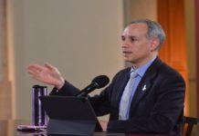 López Gatell advierte por signos de rebrote de COVID-19