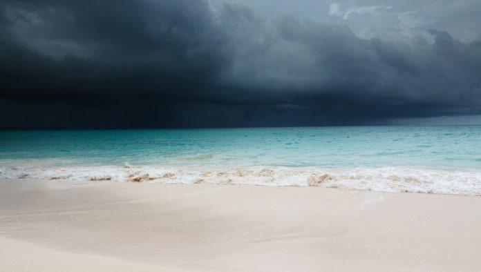 alerta naranja tormenta tropical Zeta
