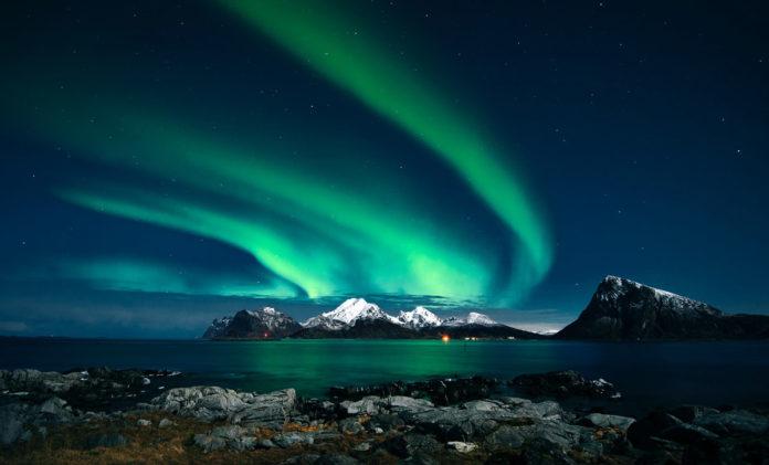 Auroras,, ¡por qué ocurre este espectáculo en el cielo?