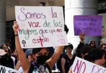 Feminicidios en México continúan en aumento