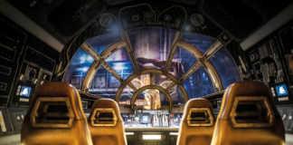 El nuevo Hotel de Star Wars: una réplica del Halcón Milenario
