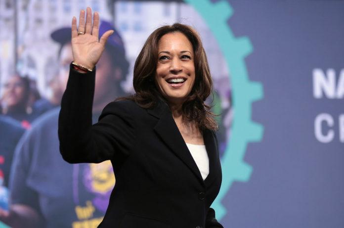 Kamala Harris Vicepresidenta Estados Unidos