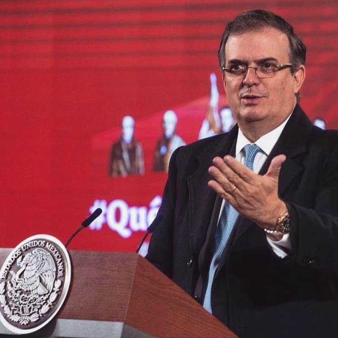 Marcelo Ebrard 22 abril 2021 ¿Cuándo estará disponible la vacuna de Pfizer en México?