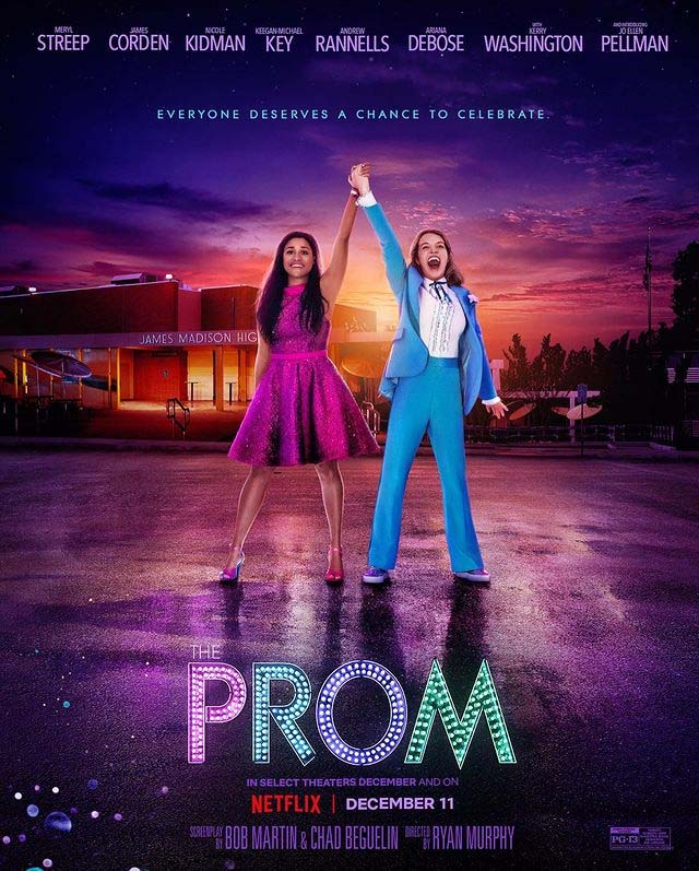 Poster de The Prom