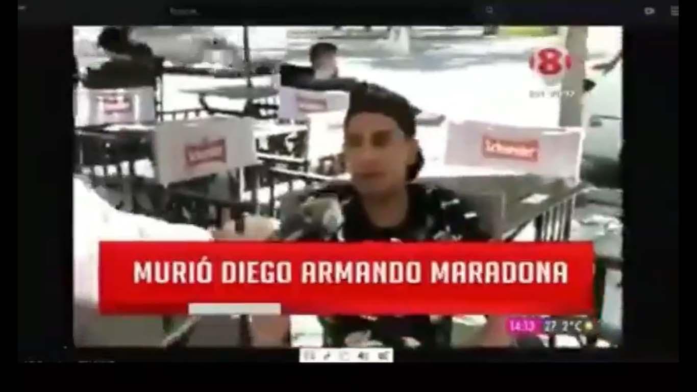 Periodista en Argentina se vuelve viral