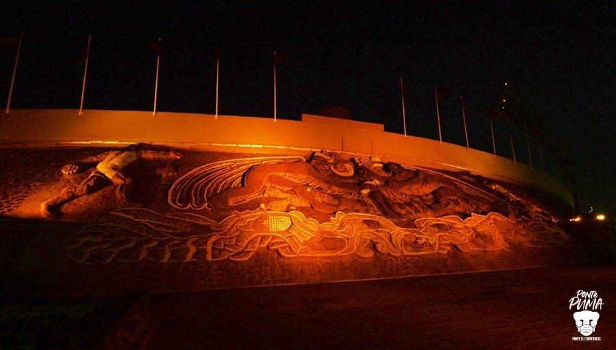 UNAM en el 25N