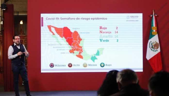 Chiapas, el segundo estado en volver al semáforo verde