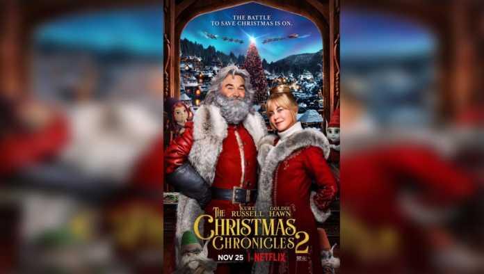 ¿Por qué todo mundo habla de Crónicas de Navidad 2?
