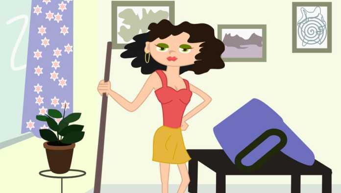Trabajo del hogar