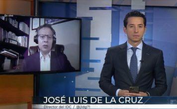 Entrevista a José Luis de la Cruz, director para el Desarrollo Industrial y Crecimiento Económico
