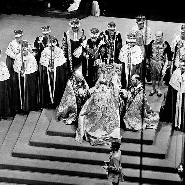 4 hechos históricos que la Reina Isabel II ha visto desde el trono