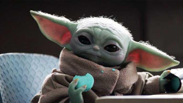 Ya puedes probar los macarrones de Baby Yoda