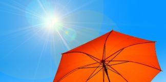 Radiación del sol