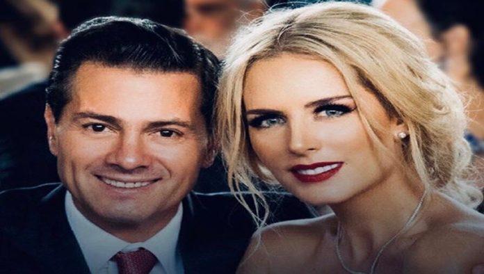 """""""Siempre de tu mano"""": así responde Tania Ruiz a la acusación contra EPN"""