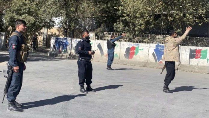 atentado universidad de kabul