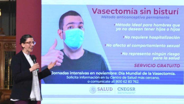 Inician jornadas intensivas de vasectomía sin bisturí, ¡son gratuitas!