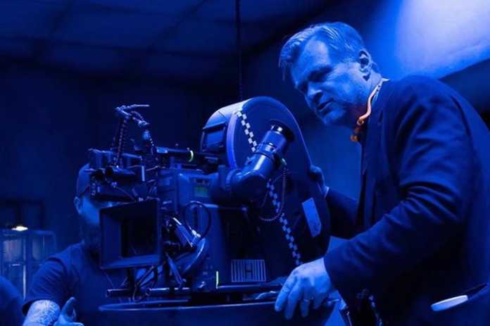 El director de cine Christopher Nolan