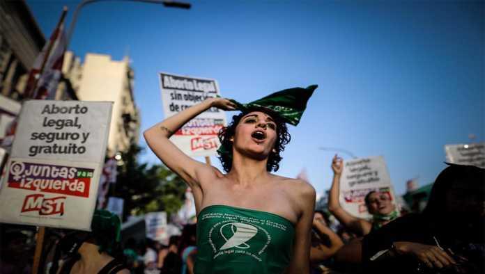 Una feminista de Argentina