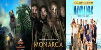 Pósters de los estrenos de Netflix para 2021