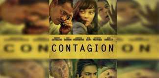 Póster de la película Contagion