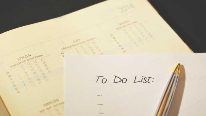 Lista para hacer cosas