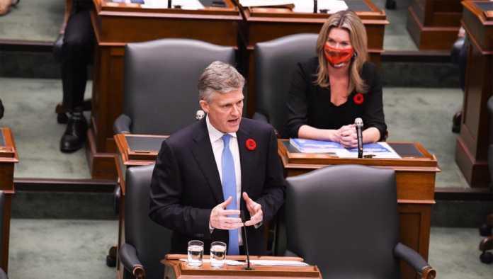 Ministro de Canadá