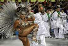 Foto del Carnaval de Río de Janeiro
