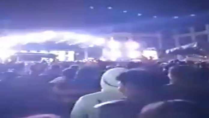 Pese a COVID-19, realizan feria en Chiapas con conciertos masivos