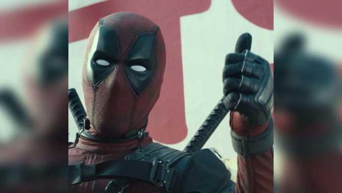 Deadpool interpretado por Ryan Reynolds
