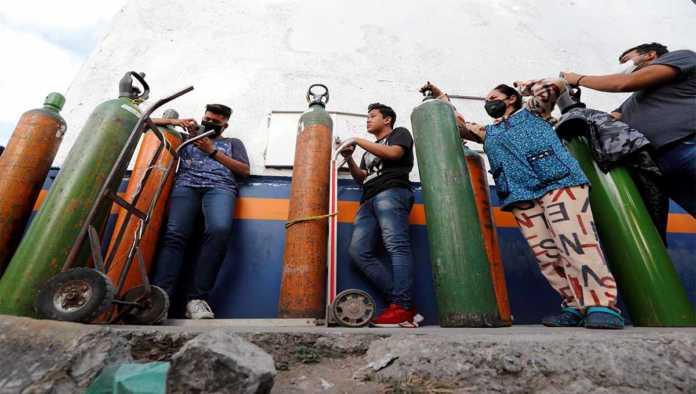Delincuencia organizada ya opera tanques de oxígeno: Segob
