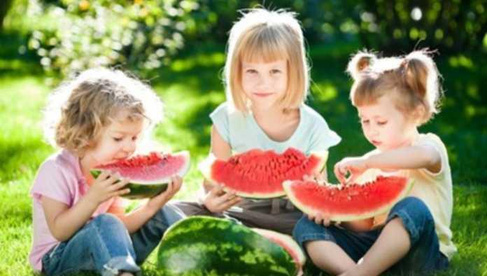 Dieta vegana para niños