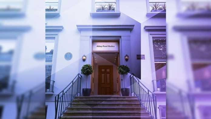 Exteriores de Abbey Road Studios