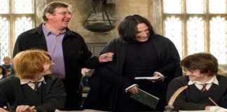 Escena de la película de Harry Potter