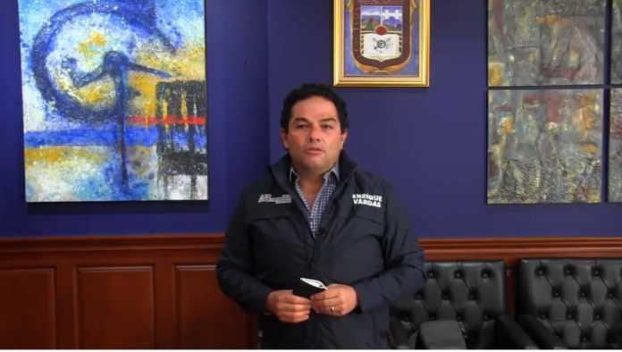 Enrique Vargas edil de Huixquilucan