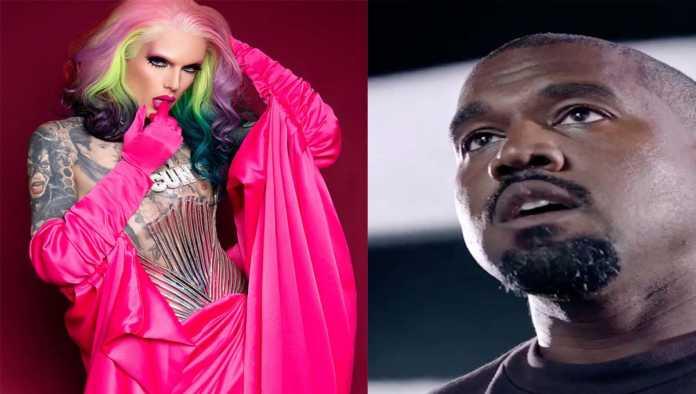Jeffree Star y Kanye West